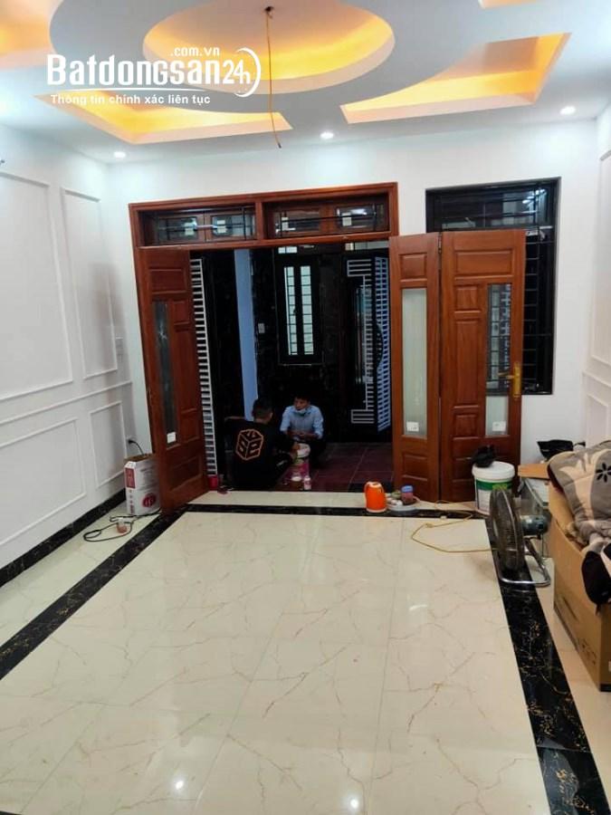 Nhà siêu đẹp, giá rẻ: Lê Đức Thọ, 5T x 32m. Giá 3.03 tỷ.