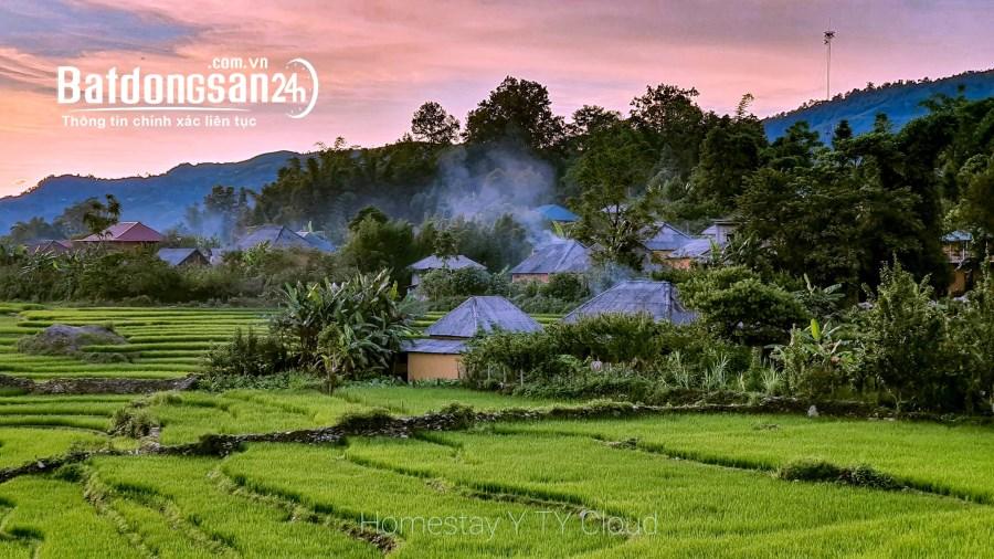 Đất nền Y Tý, khai thác du lịch 4 mùa, giá chỉ từ 500 triệu