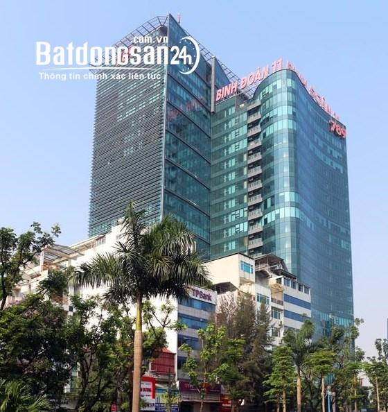 Cho thuê 100m2 đến 1300m2 văn phòng tòa 789 Tower, đẹp nhất Hoàng Quốc Việt