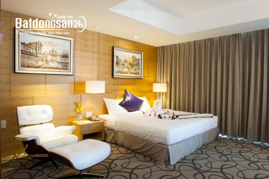 Cần bán khách sạn mặt tiền Phan Chu Trinh.