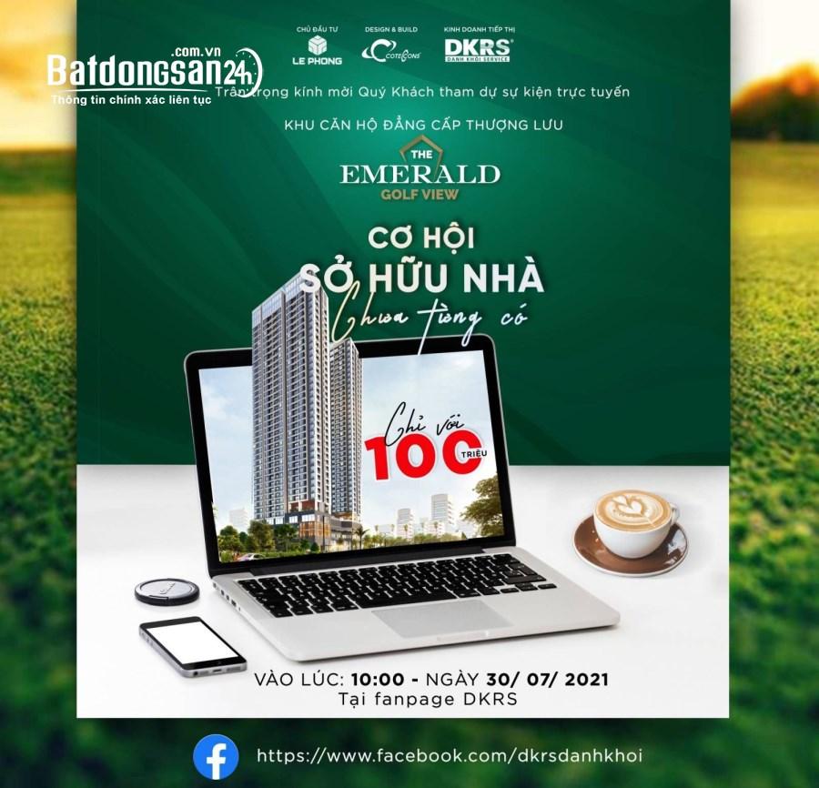 The Emerald Golf View - Căn Hộ Đẳng Cấp Chuẩn 5 Sao