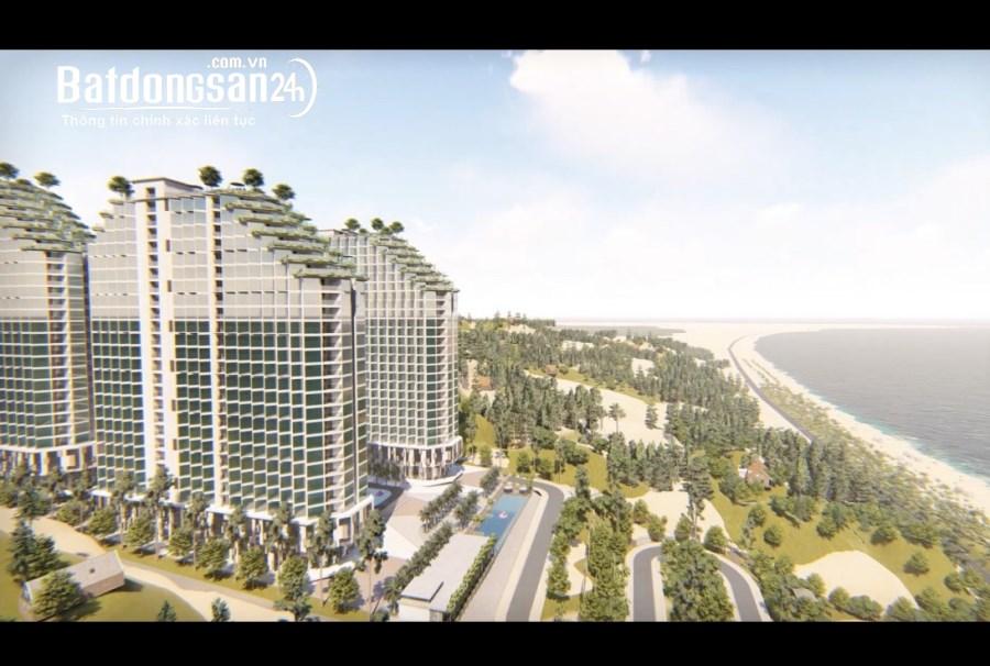 Apec Mandala Mũi Né căn hộ nghỉ dưỡng trực diện biển chỉ từ 1,1 tỷ sở hữu ngay.