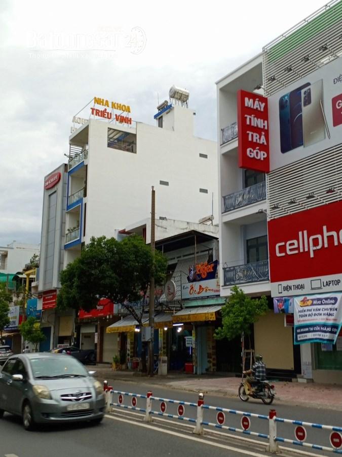 Bán nhà mặt tiền đường Nguyễn Sơn, phường Phú Thạnh, Tân Phú, 15 tỷ