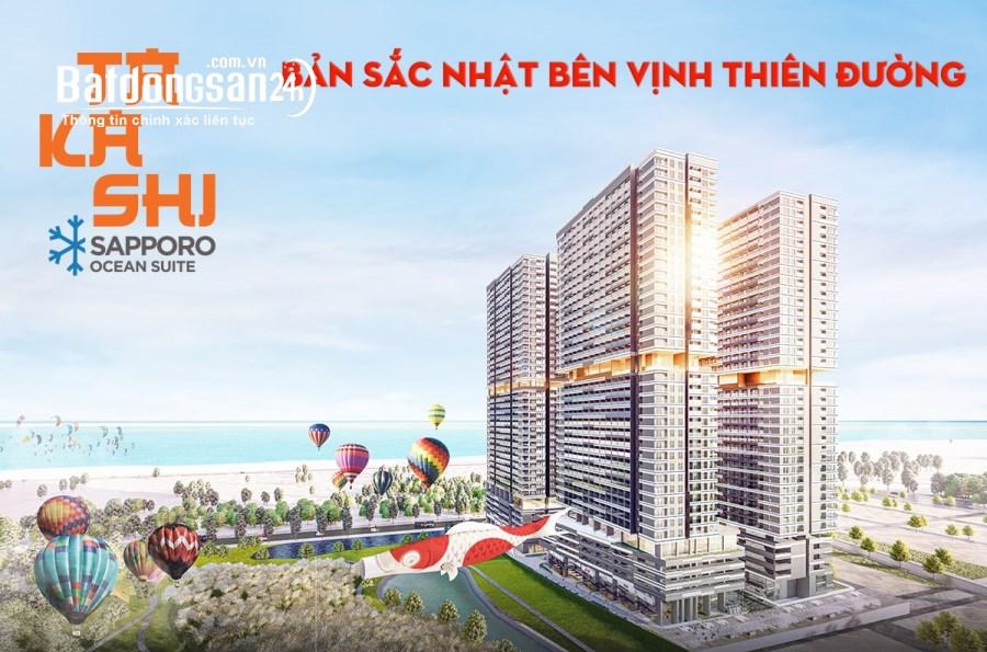 Cho thuê căn hộ chung cư Takashi Ocean Suite, Đường Quốc lộ 19B, TP - Quy Nhơn