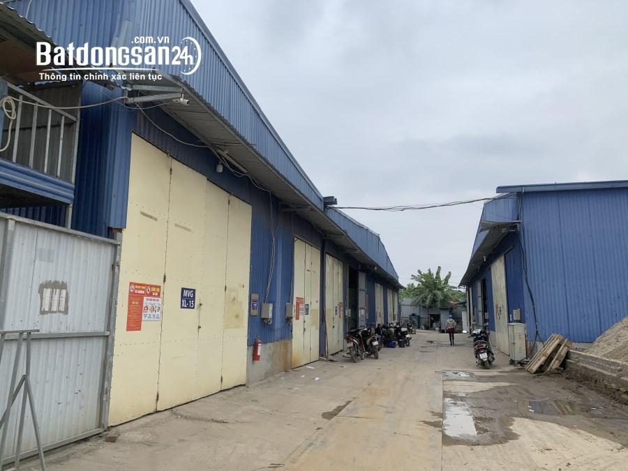 Cho thuê kho xưởng Đường Cầu Đơ, Phường Kiến Hưng, Quận Hà Đông