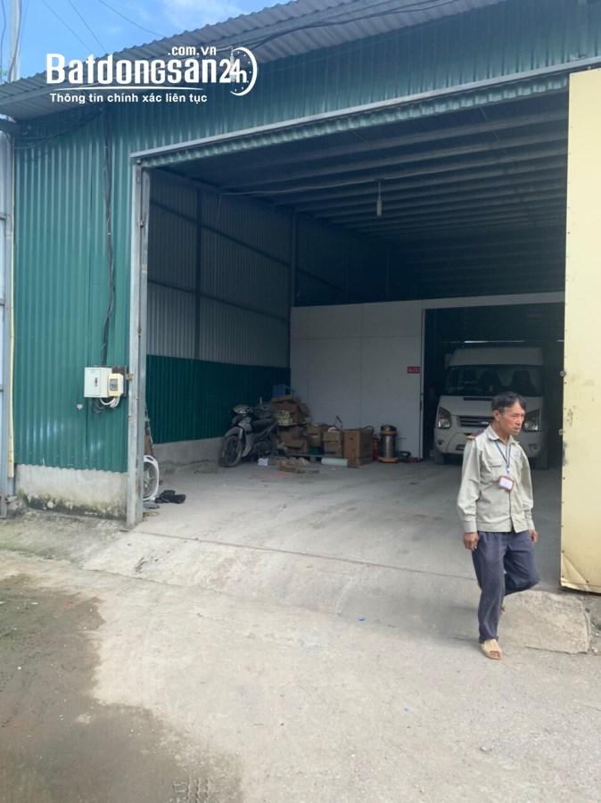 Cho thuê đất riêng, kho xưởng Đường Cầu Bươu, Xã Tân Triều, Huyện Thanh Trì