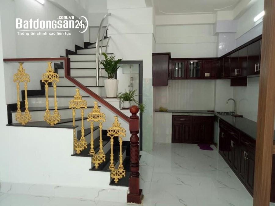 Bán nhà HXH Đường Thống Nhất, Quận Gò Vấp 69m2 gần cityland,lottemart giá 5,6 tỷ