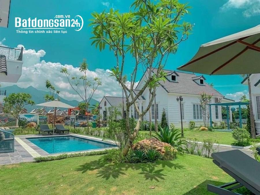 Nghỉ Dưỡng Ven Đô,Sinh Lời Vĩnh Viễn - Vườn Vua Resort & Villas có gì Hot?