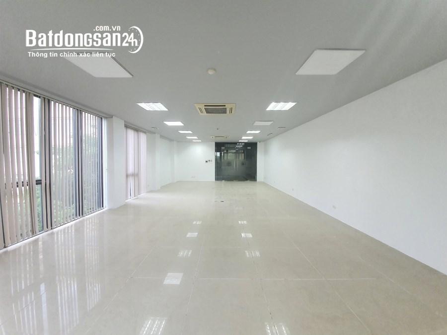 Cho thuê văn phòng giá rẻ dt 80m2, view đẹp phố Chùa Láng, Đống Đa,Hà Nội