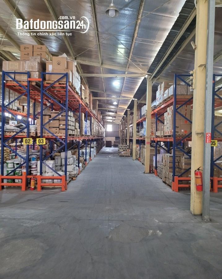 Cho thuê kho xưởng 300m2 tiêu chuẩn Tại Phổ Yên - Thái Nguyên