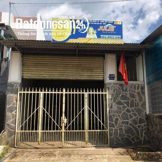Cho thuê nhà Đường Mạc Đĩnh Chi, Phường Lộc Tiến, Tp Bảo Lộc