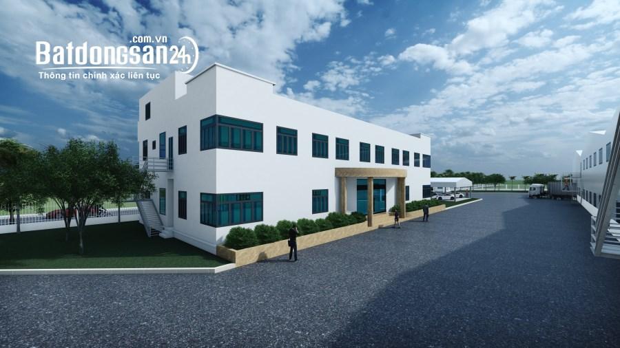 Cho thuê xưởng 12000m2 tại KCN Đồ Sơn, Hải Phòng