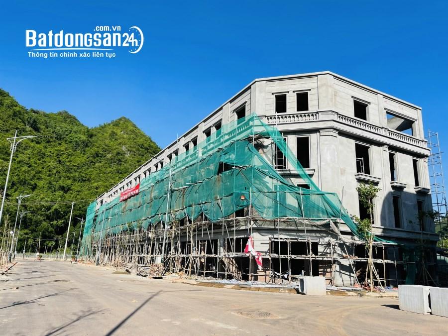 Bán nhà 4 TẦNG Dự Án Picenza Riverside, Đường Lò Văn Giá, TP Sơn La