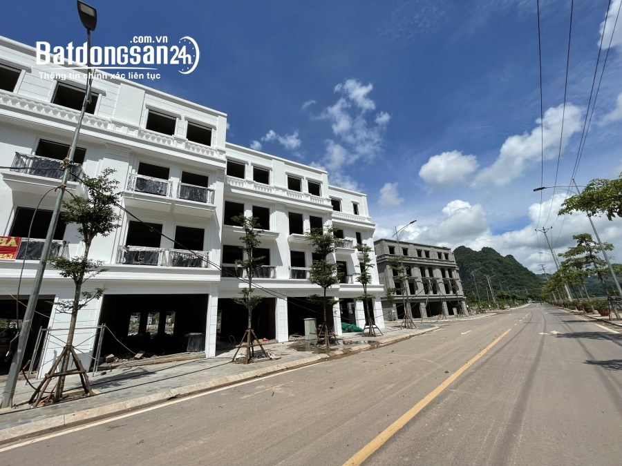 shophose Picenza Riverside, Đường Lò Văn Giá, TP Sơn La