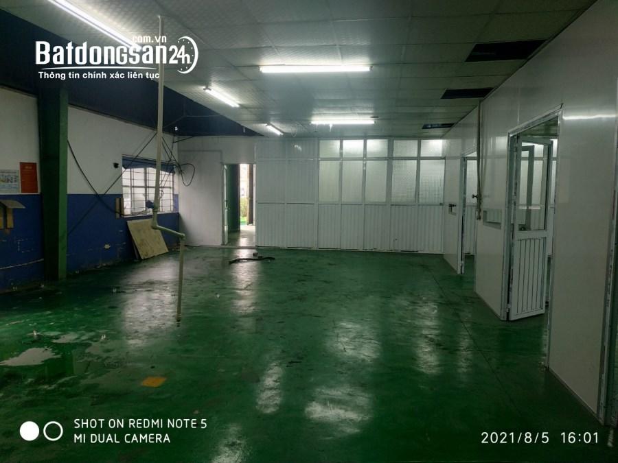 Cho thuê nhà xưởng 800m2,khu Công nghiệp Tiên Sơn- Bắc Ninh,Vào được ngay.