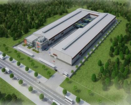 Cho thuê kho nhà xưởng DT 2000m2 5000m2 - 240.000m2 tại Yên Mỹ, Hưng Yên.