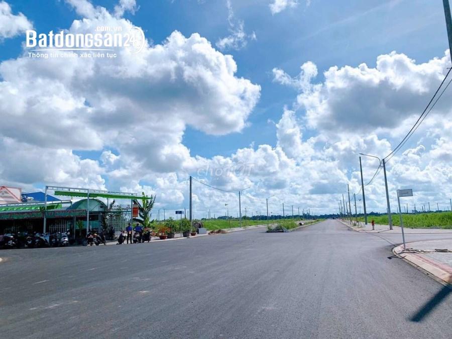 Bán đất nền phân lô đường Quốc lộ 91C- Bến phà Đại Ngãi