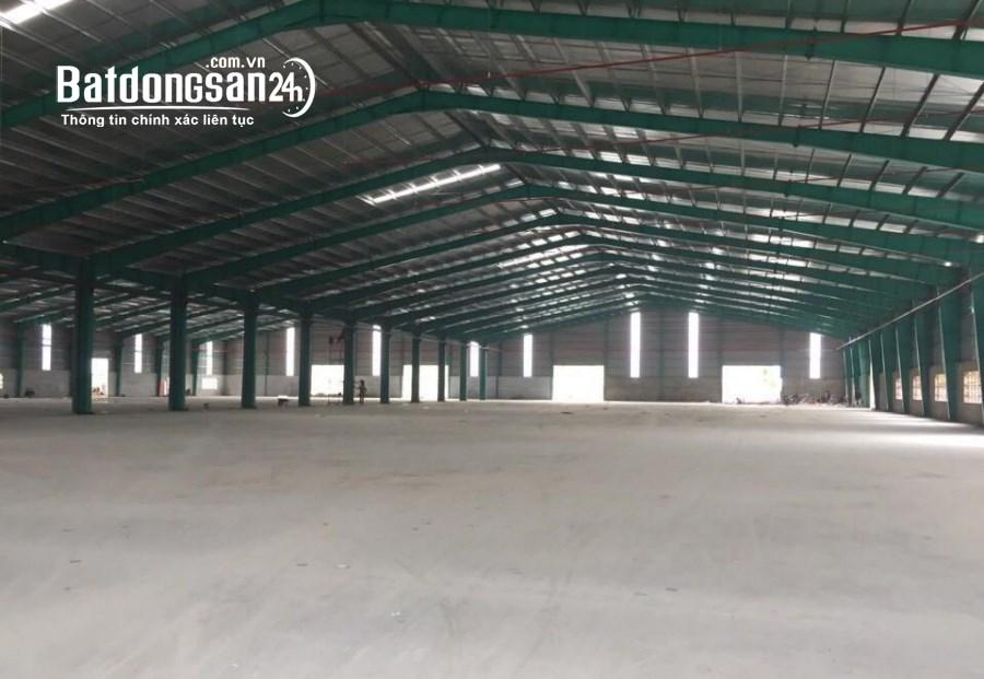 Cho Thuê Kho Xưởng từ 20.000M2 tại KCN Vsip Bắc Ninh