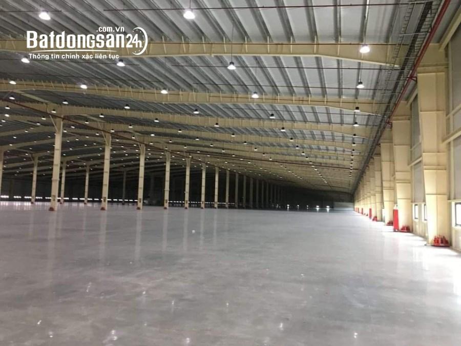 Cho Thuê Kho Xưởng từ 5000M2 tại Yên Phong Bắc Ninh