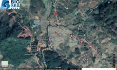 Bán đất MỘC CHÂU 5127m2 có suối, thích hợp làm Homestay