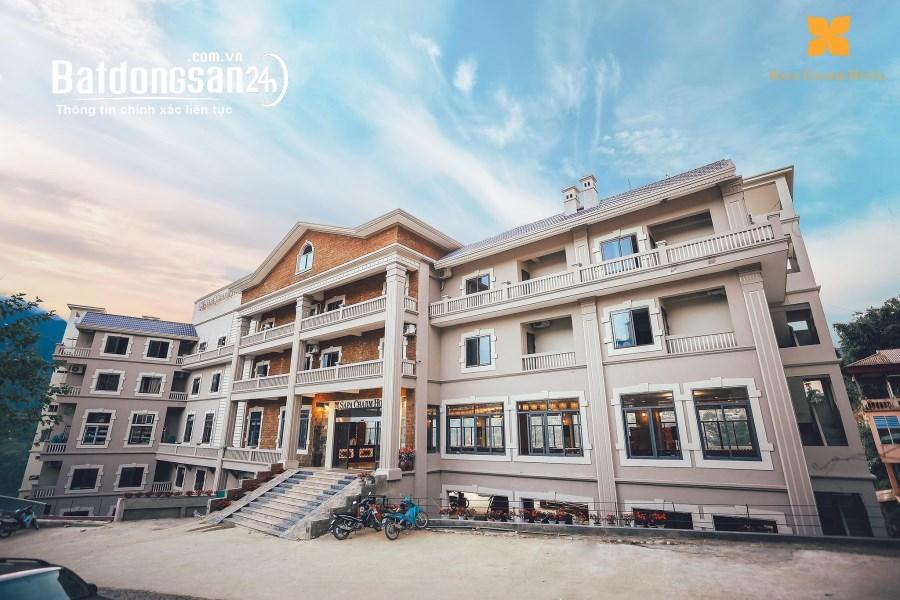 Khách sạn SAPA 4* cắt lỗ mùa COVID giá hợp lý cho các Nhà đầu tư