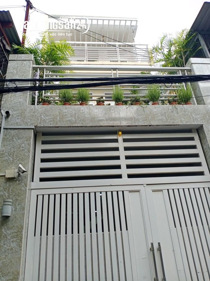 Bán nhà hẻm xe hơi đường Núi Thành phường 13 Tân Bình 10 tỷ