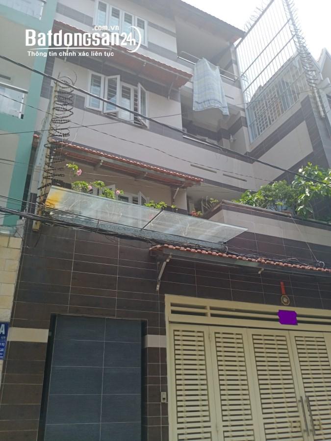 Bán nhà 115m2 đường Hậu Giang phường 4 Tân Bình 18 tỷ