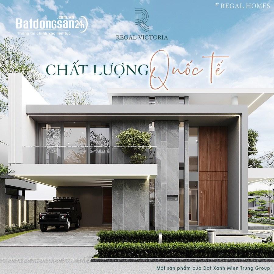 Mở bán GĐ 1 chỉ với 67 căn Villa thiết kế hiện đại