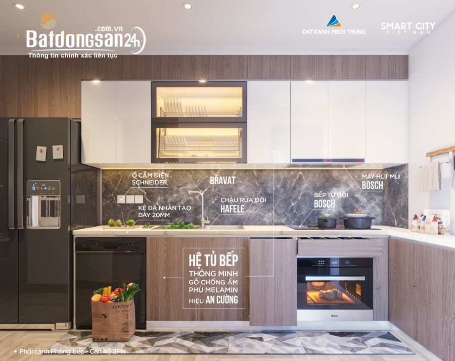 Lý do căn hộ cao cấp The Sang Residence đang HOT tại Đà Nẵng