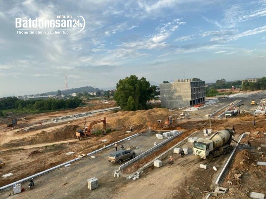 Bán đất nền phân lô Đường Cách Mạng Tháng Tám, Phường Gia Sàng, TP - Thái Nguyên