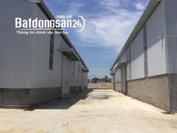 Cho thuê kho xưởng cho thuê 845m2 ngay TT đào tạo bóng đá PVF Hưng Yên