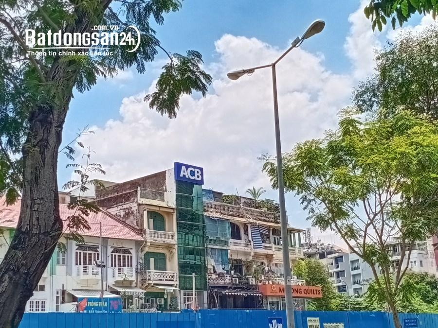 Bán nhà mặt tiền phố cổ đại lộ Lê Lợi, phường Bến Thành, Quận 1 - TP.HCM