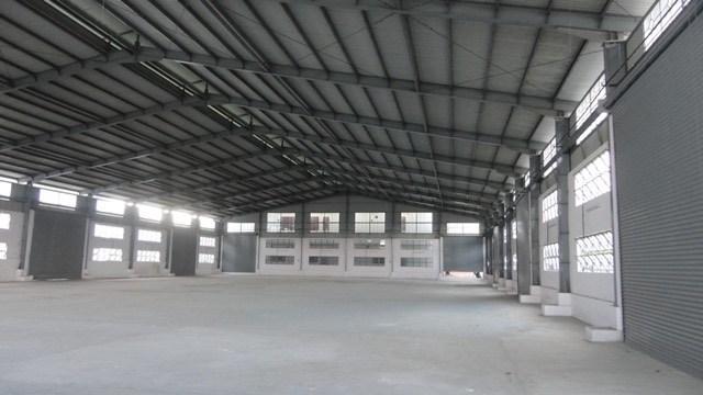 Cho thuê nhà xưởng tổng 15000m2 ở Lý Thường Kiệt Hưng Yên