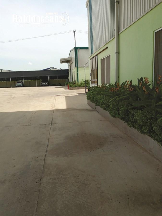 Cần chuyển nhượng nhà xưởng 32000mx136MT đường DT379 Hưng Yên