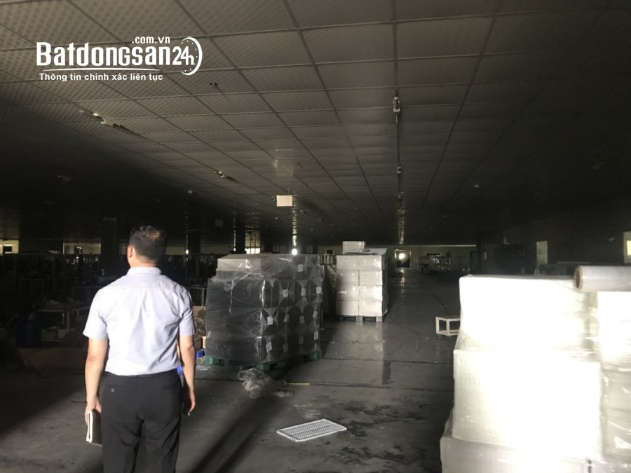 Cho thuê nhà xưởng 8000m2, khu Công Nghiệp Tiên Sơn,giá chỉ 4$/m2/tháng.