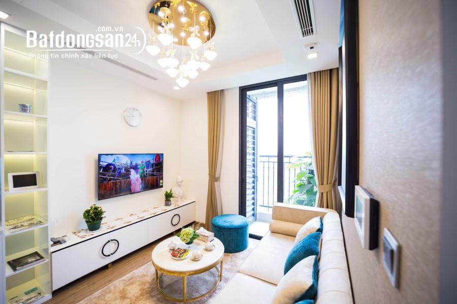 0846622777 bán căn hộ 2N1WC 54m2 full nội thất Vinhomes Green Bay giá 1.82 tỷ