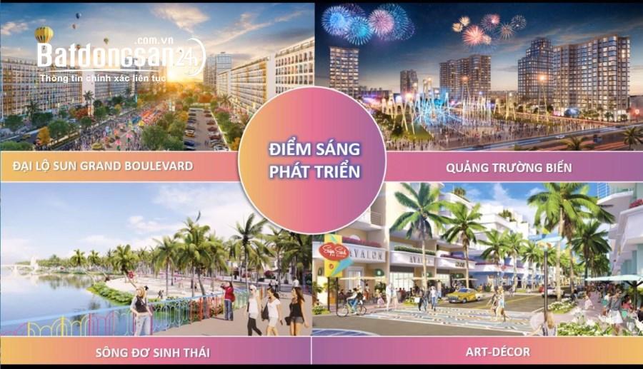 nhận đặt 2 căn đẹp nhất dự án - Sun Group Sầm Sơn - Thanh Hóa
