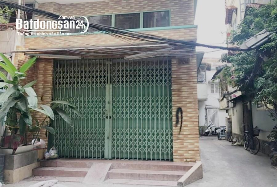 Nhà Lô Góc Cao Thắng Q10, Sát Mặt Tiền, 4 Tầng 5PN, 52m2, LH 0971243100