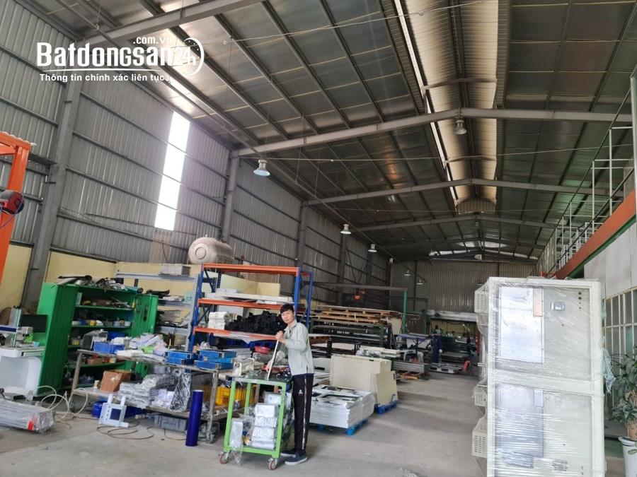 Cho thuê nhà xưởng 800m2,khu Công nghiệp Đại Đồng- Bắc Ninh,giá rẻ.