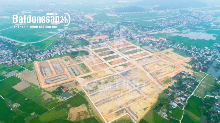 Cần tiền bán gấp lô đất LK3 MB650 KDC Đồng Nam giá cực đẹp