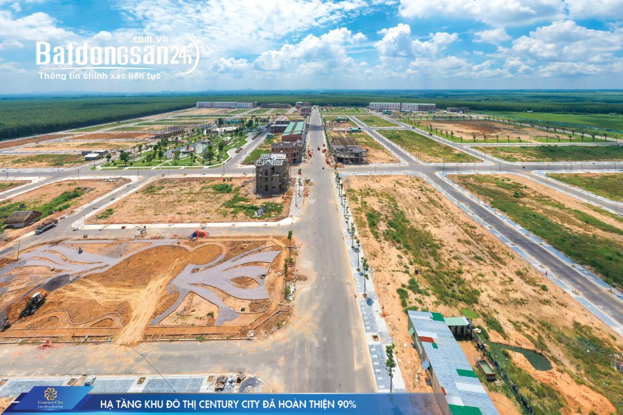 Bán đất nền sổ đỏ gần sân bay Long Thành Đồng Nai cam kết lợi nhuận 18%/năm