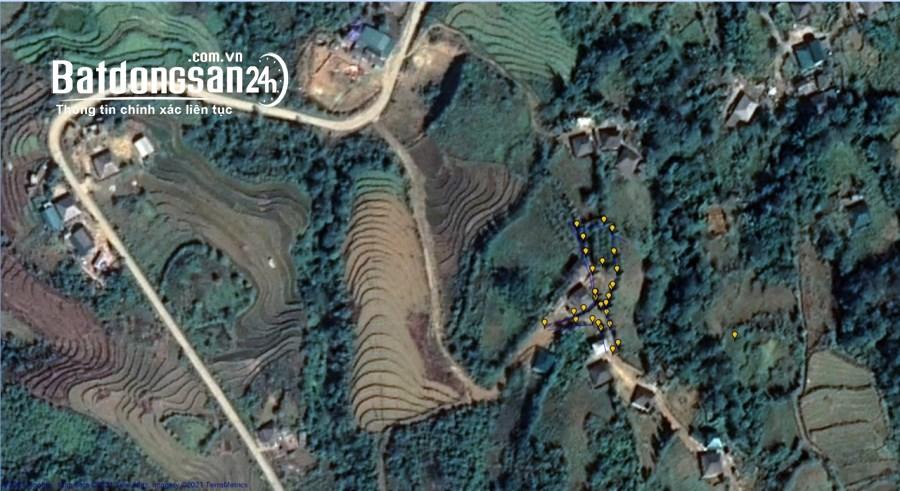 358,5m2 mảnh đất Y Tý ngay đường TL58- Giá phù hợp cho các nhà đầu tư