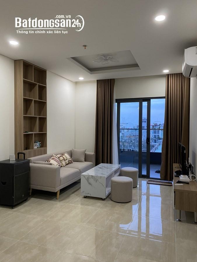 Cho thuê căn hộ Monarchy, full nội thất y hinh, giá 8 triệu miễn phí QL