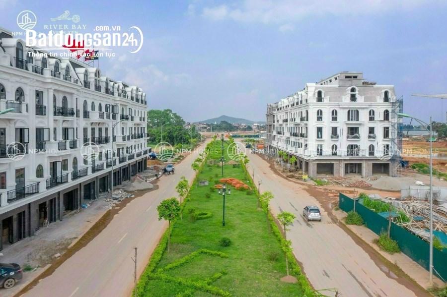 Cho Thuê Bất động sản khác Khu đô thị Bắc Đầm Vạc, Đường Trần Phú , Tp Vĩnh Yên