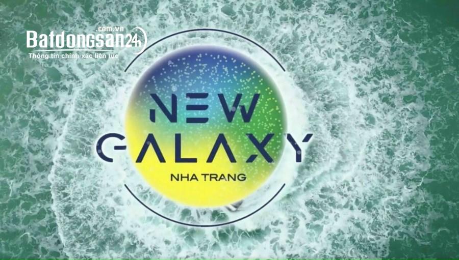 Nhận giữ chổ CH New Galaxy Nha trang trong KĐT biển An Viên, giá chỉ 50tr/m2.