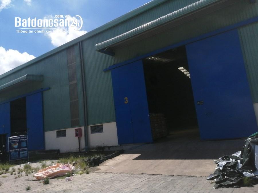 Cần cho thuê Kho tại Cảng Idc Nhơn Trạch Đồng Nai. dt 5000m2 giá 50k/m2