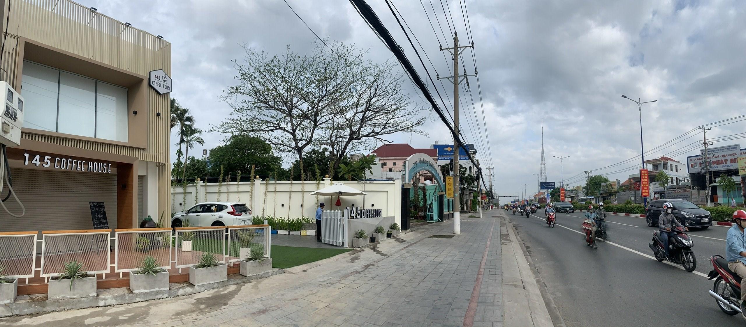 Bán nhà mặt phố Đường Đại lộ Bình Dương,  Thủ Dầu Một, giá tốt