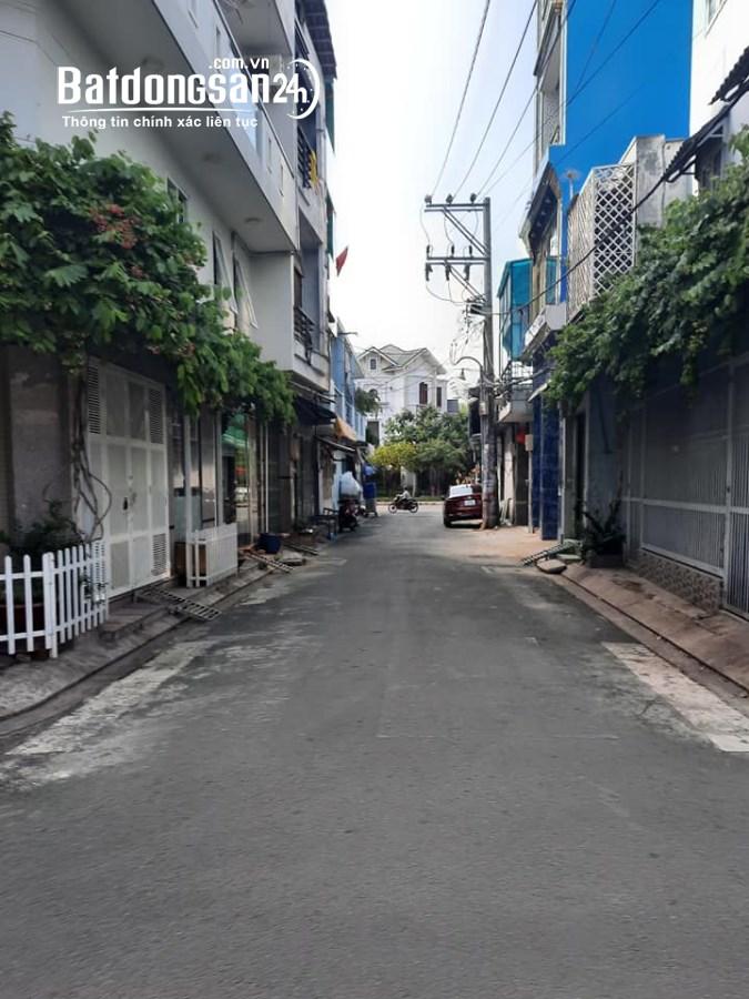 Bán Nhà 2 MTiền Trước Sau -Gò Dầu.Tân Phú - 70m2 - 7.55tỷ -T.Lượng