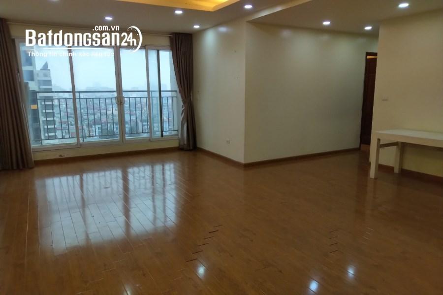 2 căn hộ cho thuê tòa CTM Cầu Giấy 130m2 3PN. Có thể làm VP