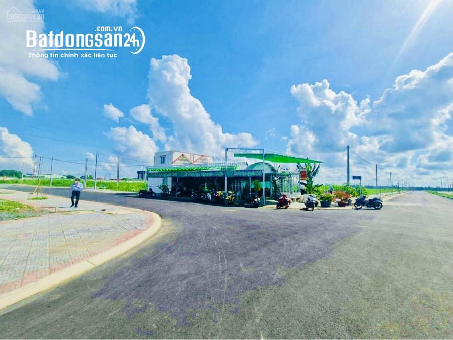 Bán đất dự án Vạn Phát Sông Hậu Đường Nam Sông Hậu, An Lạc Thôn, Huyện Kế Sách